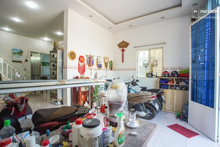 Phòng khách nhà phố Nhà Bè Bán nhà 2 tầng đường Đào Sư Tích, Nhà Bè, thổ cư 80m2, nội thất cơ bản, cách đường Nguyễn Bình 1km
