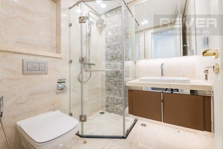 Phòng tắm Căn hộ Vinhomes Golden River tầng cao, tháp The Aqua 2, 1PN, nội thất đầy đủ