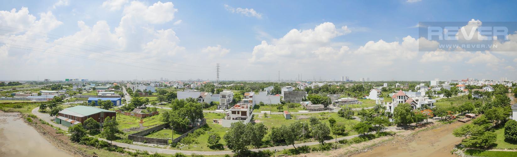 View Cho thuê căn hộ Jamila Khang Điền 2PN, block C, đầy đủ nội thất, view khu dân cư xanh mát