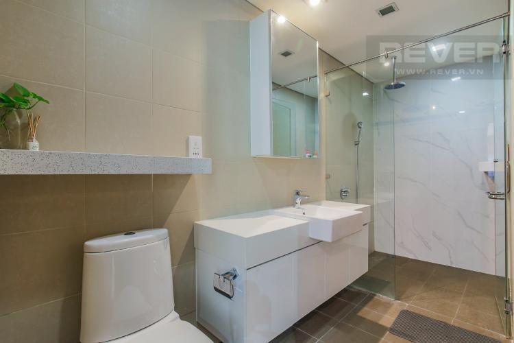 Phòng Tắm 1 Bán căn hộ City Garden 2 phòng ngủ diện tích lớn, đầy đủ nội thất, view Landmark 81