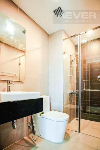 Phòng vệ sinh Cho thuê căn hộ Sunrise Riverside thuộc tầng thấp, diện tích 69.16m2, 2PN, đầy đủ nội thất