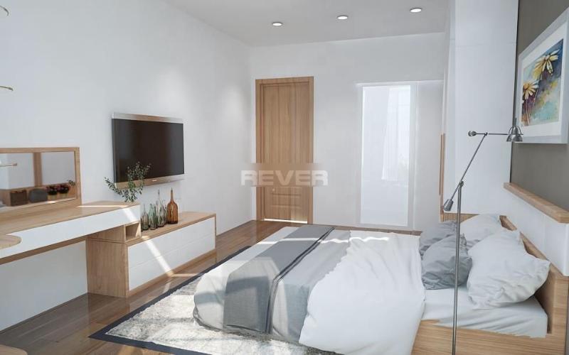 Phòng ngủ căn hộ Sun Village Apartment Căn hộ Sun Village Bình Thạnh nội thất đầy đủ view thoáng mát
