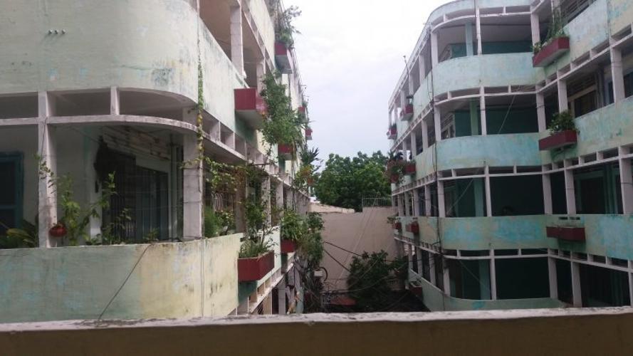 Căn hộ chung cư Nguyễn Văn Lượng 3, Gò Vấp Căn hộ chung cư Nguyễn Văn Lượng 3 ban công hướng Bắc.
