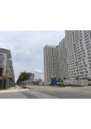 Khu căn hộ CITISOHO Cho thuê căn hộ Citisoho 2 phòng ngủ, diện tích 54m2, nội thất cơ bản, bao phí quản lý
