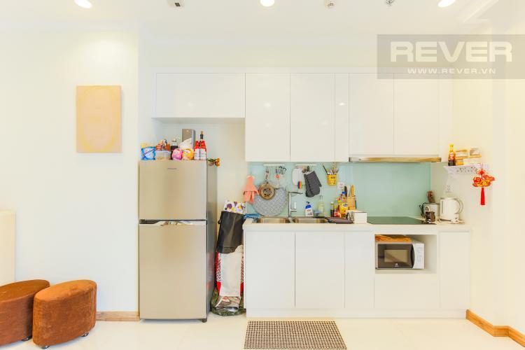 Phòng Bếp Căn hộ Vinhomes Central Park tầng cao Central 3 đầy đủ tiện nghi