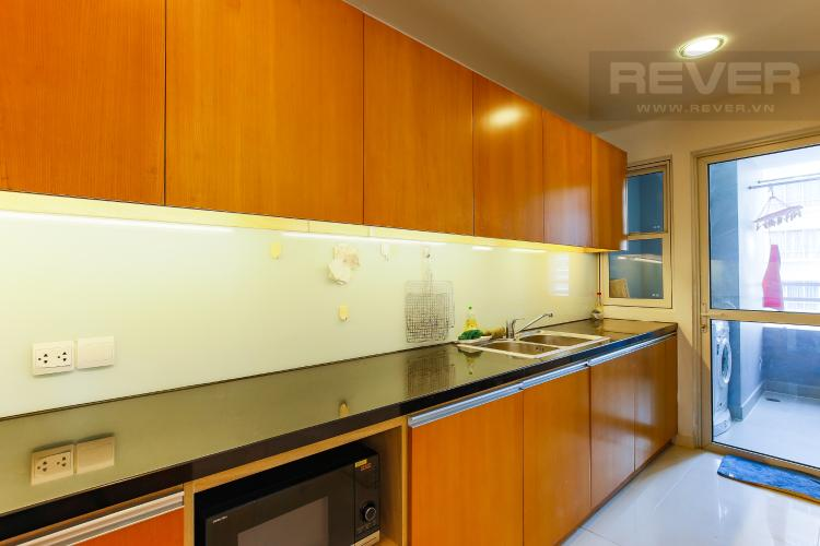 Phòng Bếp Căn hộ Sunrise City 2 phòng ngủ tầng thấp V5 đầy đủ tiện nghi
