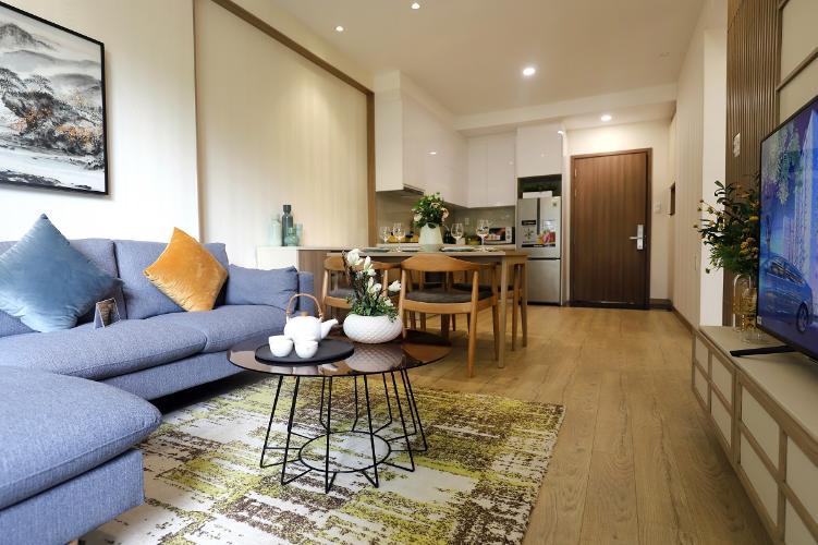 Nhà mẫu căn hộ Akari City, Bình Tân Căn hộ Akari City tầng 05, nội thất cơ bản chủ đầu tư