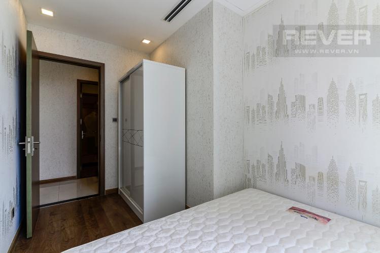 Phòng Ngủ 1 Cho thuê căn hộ Vinhomes Central Park 3PN, tháp Park 1, đầy đủ nội thất, hướng Tây Bắc