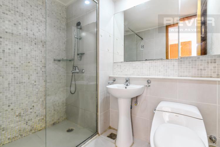 Phòng Tắm 1 Căn hộ The Manor 2 phòng ngủ tầng cao AE nội thất đầy đủ