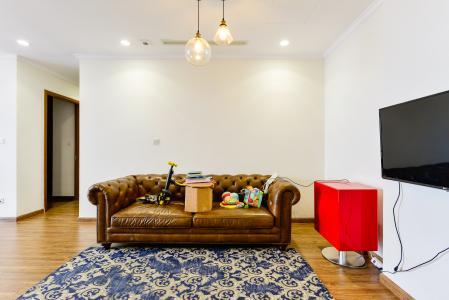 Bán căn hộ Vinhomes Central Park 3PN nội thất đầy đủ, có thể dọn vào ở ngay