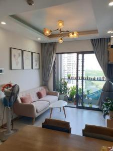 Bán căn hộ New City Thủ Thiêm 2PN, đầy đủ nội thất, ban công Tây Nam