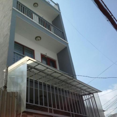 Bán nhà hẻm 1 trệt 2 lầu đường Lê Văn Lương quận 7