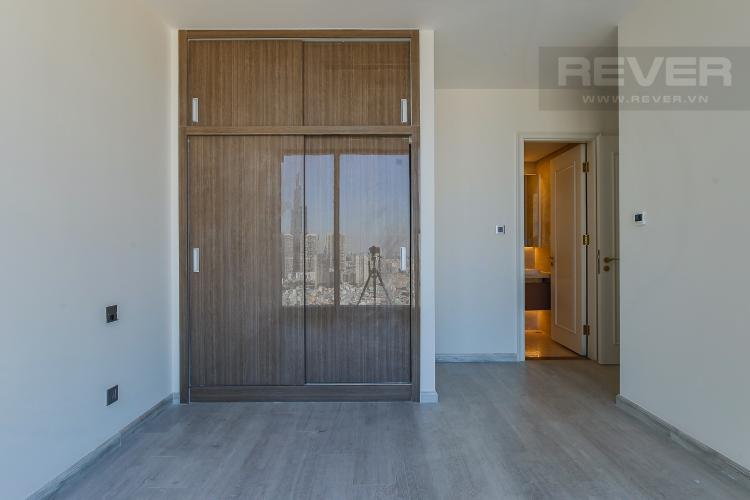Phòng Ngủ 1 Căn hộ Vinhomes Golden River tầng cao, 2PN, nội thất cơ bản