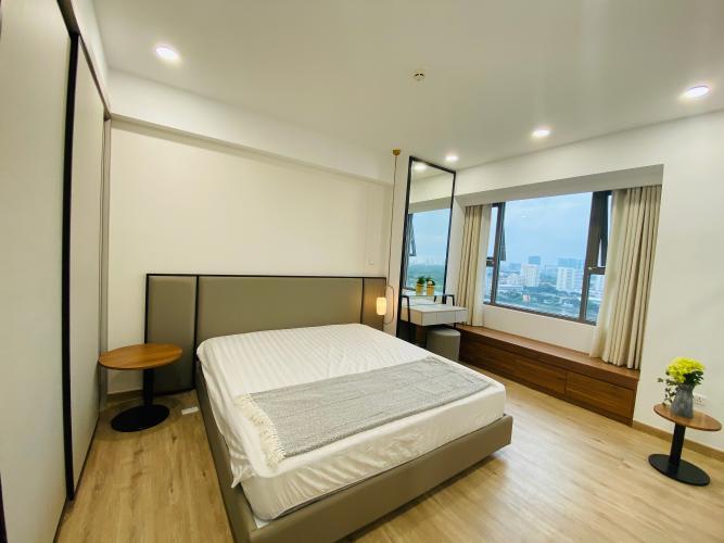 Phòng ngủ căn hộ Saigon South Residences Căn hộ Saigon South Residences tầng trung, đầy đủ nội thất