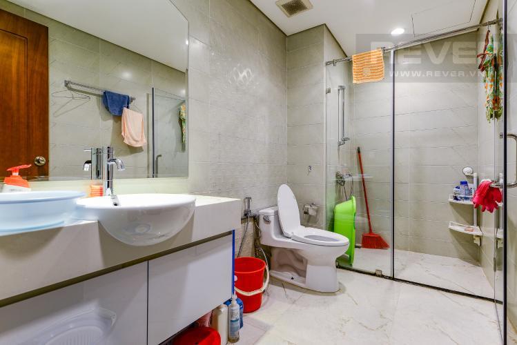 Phòng tắm 3 Căn hộ Vinhomes Central Park 4 phòng ngủ tầng trung C2 view sông
