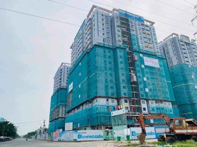 Tiến độ xây dựng Lovera Vista, Bình Chánh Căn hộ Lovera Vista tầng trung, nội thất cơ bản, tiện ích cao cấp.
