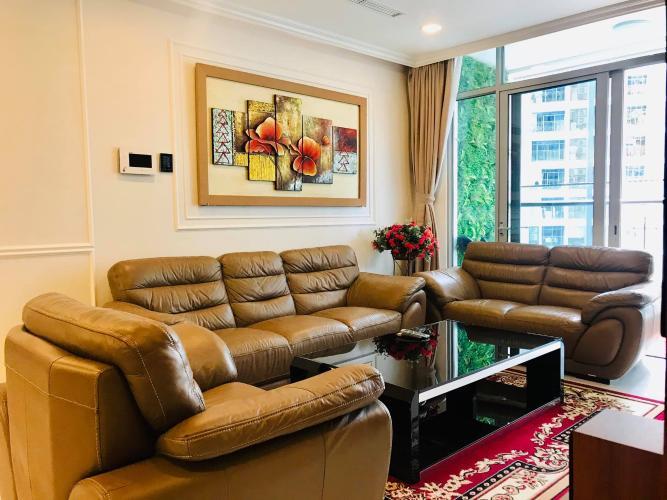 2.jpg Bán căn hộ Vinhomes Central Park 4PN, tháp Park 6, đầy đủ nội thất, view sông thoáng mát