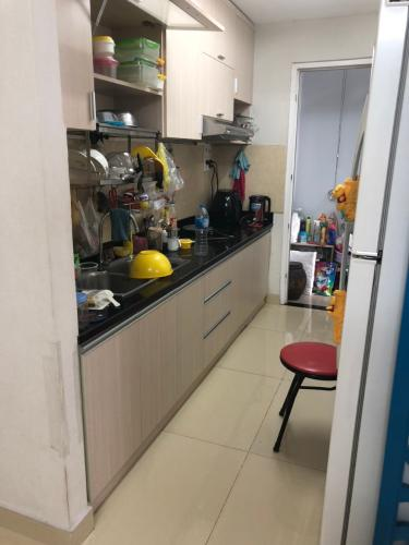 Bếp CH 3PN Saigonres Plaza Bán căn hộ 3 phòng ngủ  SaigonRes Plaza 92 m2, tầng cao, ban công hướng Đông Bắc