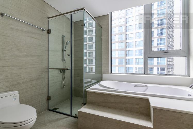 Phòng Tắm 3 Căn hộ Vinhomes Central Park tầng cao, 3PN, view sông Sài Gòn
