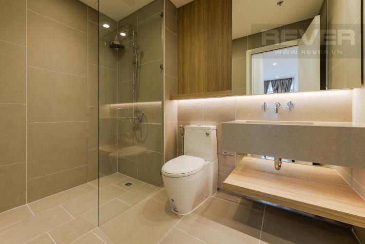 Phòng tắm 1 Căn hộ City Garden tầng cao 2PN đầy đủ nội thất, tiện ích đa dạng