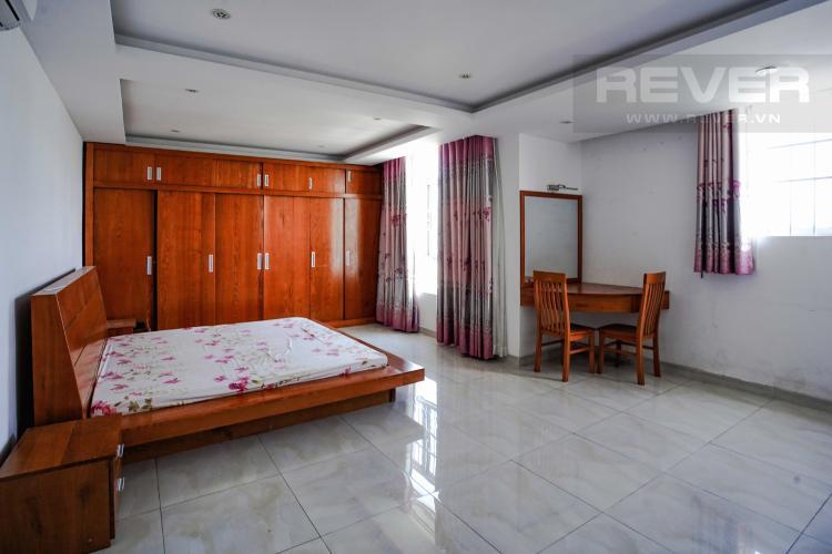 Phòng Ngủ 1 Tầng 1 Bán Penthouse Hoàng Anh Gold House 4PN, diện tích 310m2, đầy đủ nội thất, có sân vườn rộng
