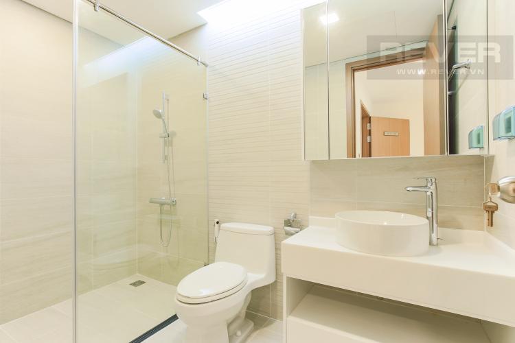 Phòng Tắm 2 Căn hộ Vinhomes Central Park tầng thấp Park 2, 3 phòng ngủ, view sông