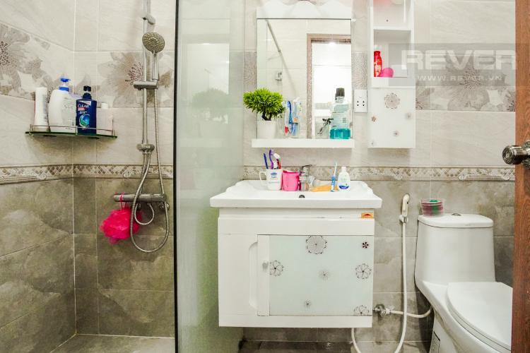 Phòng Tắm Tầng 1 Cho thuê nhà phố 3 tầng đường Thạnh Mỹ Lợi, Q2, đầy đủ nội thất, sổ đỏ chính chủ