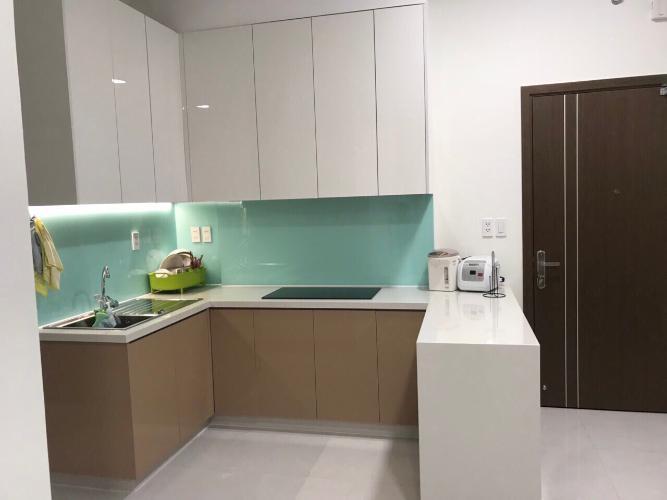 Phòng bếp Jamila Khang Điền, Quận 9 Căn hộ Jamila Khang Điền tầng trung, ban công hướng Tây Bắc.