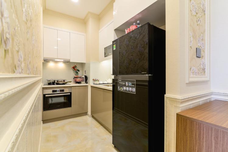 _DSC1679 Bán căn hộ Vinhomes Golden River 1 phòng ngủ, tầng thấp, đầy đủ nội thất sang trọng, view trực diện sông thoáng mát