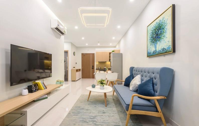 Căn hộ Lovera Vista nội thất cơ bản, tiện ích cao cấp.