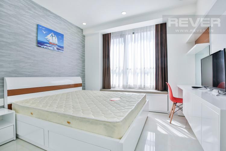 Phòng Ngủ 1 Căn hộ The Gold View 2 phòng ngủ tầng cao A2 đầy đủ nội thất
