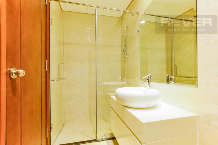 Phòng Tắm 2 Căn hộ Vinhomes Central Park tầng cao L2 thiết kế đẹp, nhiều tiện ích