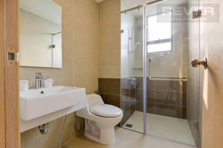 Toilet 2 Cho thuê căn góc The Sun Avenue 3PN tầng trung, đầy đủ nội thất, view cây xanh mát mẻ