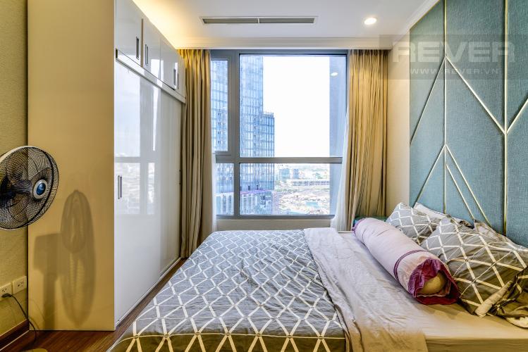 Phòng Ngủ 3 Căn hộ Vinhomes Central Park 3 phòng ngủ tầng cao L1 hướng Bắc