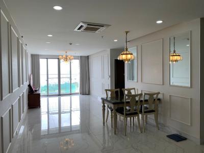 Bán căn hộ Scenic Valley 2 phòng ngủ thuộc tầng thấp, diện tích 110.5m2, nội thất cơ bản