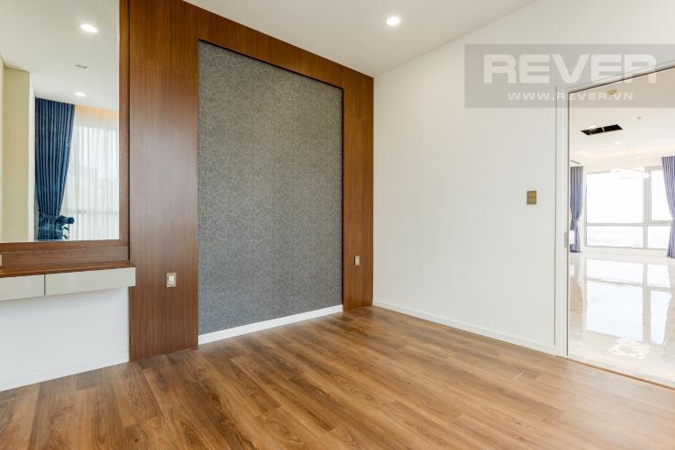 Phòng ngủ 1 Penthouse Vinhomes Central Park 2 phòng ngủ tháp C2