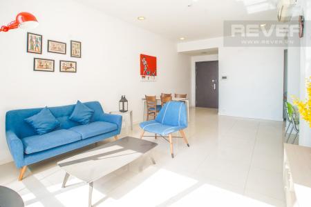 Bán căn hộ Sunrise City 2PN, đầy đủ nội thất, diện tích 105m2, view hồ bơi và thành phố