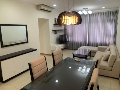 Căn hộ tầng 10 Saigon Pearl 2 phòng ngủ, đầy đủ nội thất.