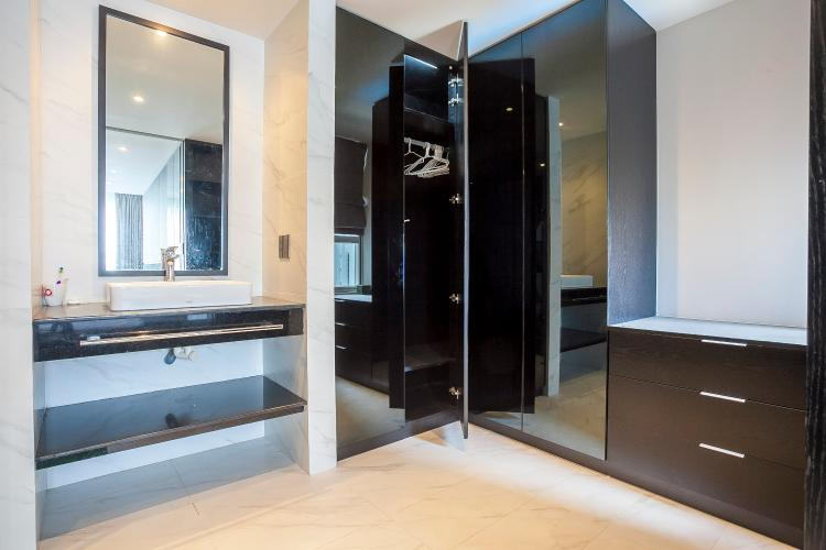 Phòng Tắm Căn hộ Lexington 1 phòng ngủ tầng cao block D nội thất cao cấp