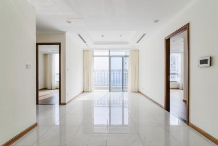 Căn hộ Vinhomes Central Park 2 phòng ngủ tầng cao C1 view sông