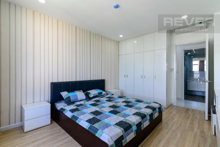Phòng Ngủ 2 Cho thuê căn hộ De Capella 3PN, tầng cao, đầy đủ nội thất, hướng Đông Bắc đón gió