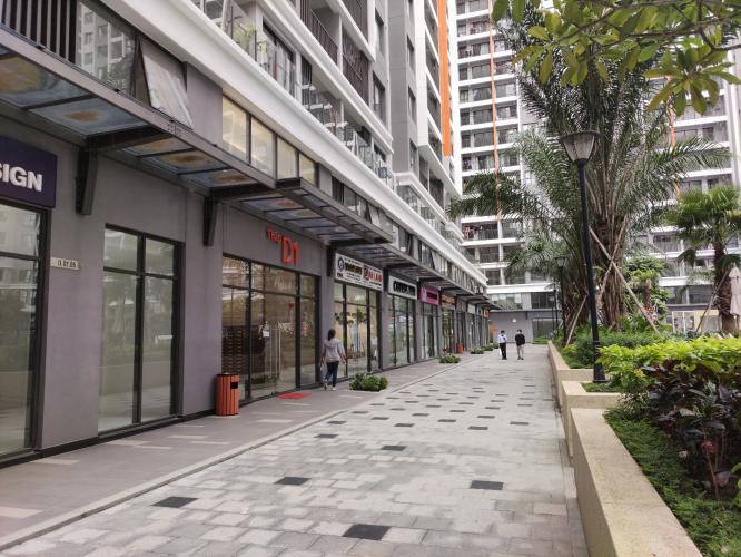 tiện ích căn hộ Safira Khang Điền Bán căn hộ Safira Khang Điền sàn lót gỗ, nội thất cơ bản.