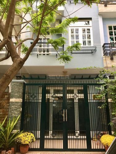 Nhà phố đường số 31, An Phú - diện tích 80m2 hướng Tây Nam thoáng mát
