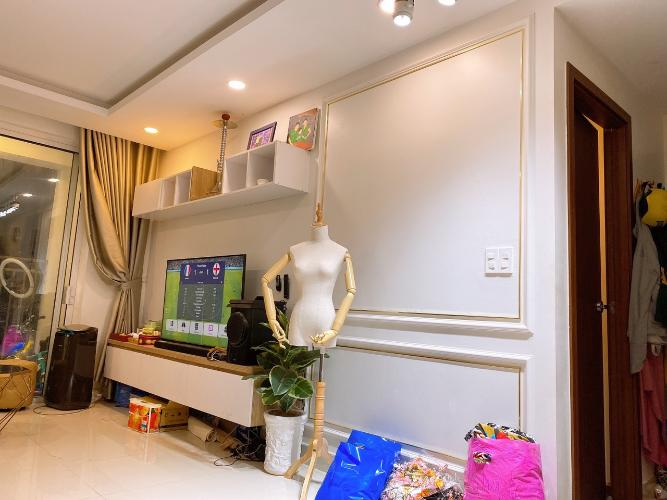 Phòng khách căn hộ Richstar, Tân Phú Căn hộ RichStar ban công hướng Đông Nam, view đón gió thoáng mát.