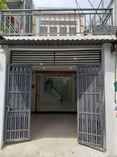 Nhà phố hẻm xe hơi đường Bùi Hữu Nghĩa, diện tích 3.5m x14.1m