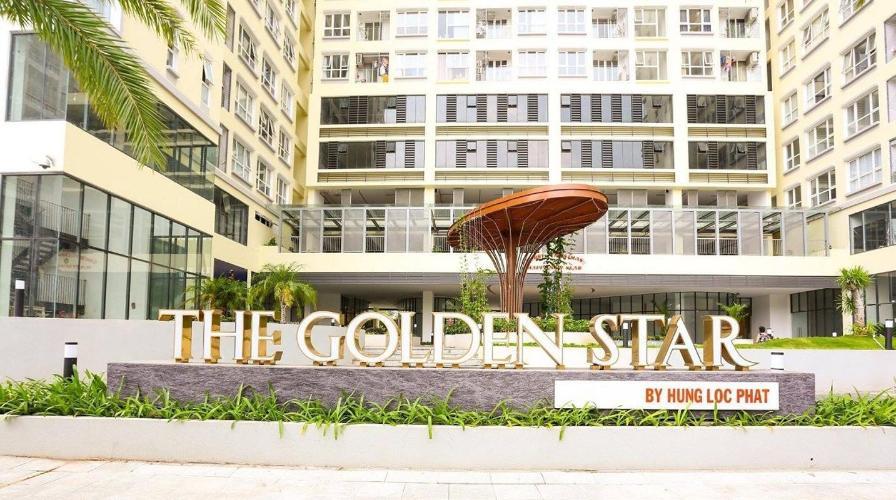 Căn hộ The Golden Star , Quận 7 Căn hộ The Golden Star ban công hướng Đông Nam, view trường học.