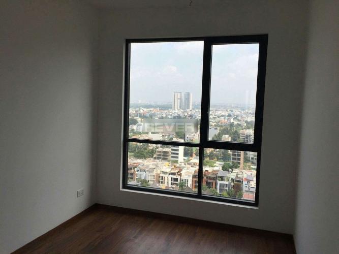 Phòng ngủ One Verandah Quận 2 Căn hộ tầng cao One Verandah view sông Sài Gòn.