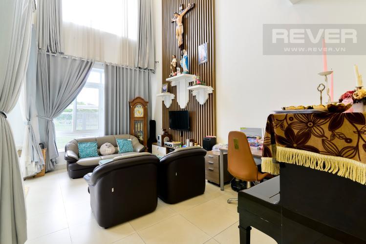 Phòng Khách Bán nhà phố 3 tầng, đường Cao Đức Lân, An Phú, Quận 2, đầy đủ nội thất, sổ hồng chính chủ