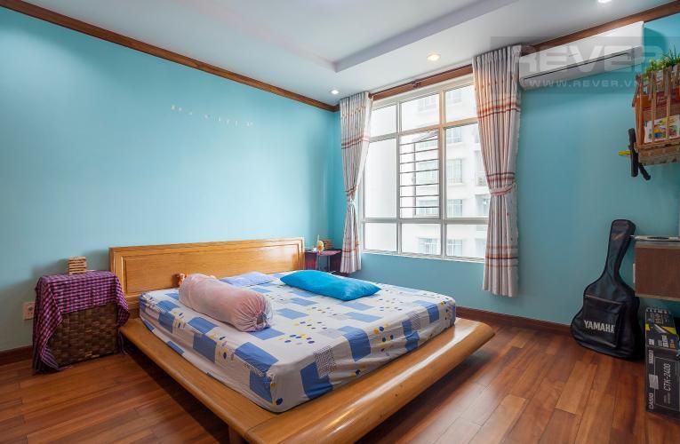 Phòng Ngủ 2 Căn hộ Hoàng Anh River View 4 phòng ngủ block C nội thất đầy đủ