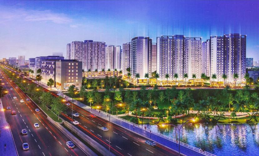 Akari City, Quận Bình Tân - phoi-canh-akari